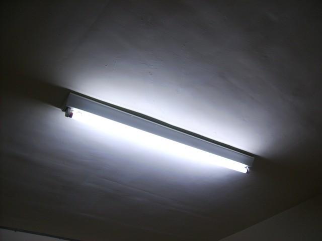 日光燈安裝的忌諱