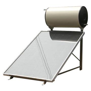 太陽能熱水器原理