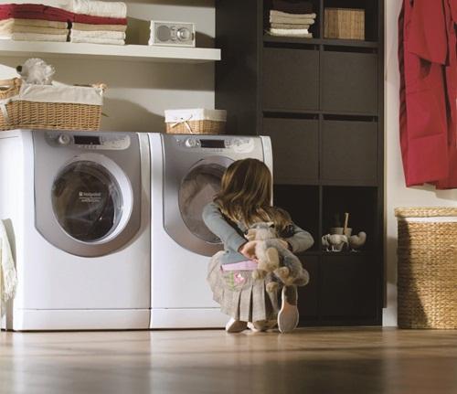 洗衣機的分類與特性說明