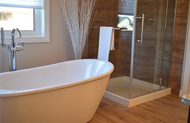 如何去除浴室濕氣?