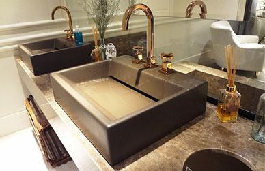 如何更換浴廁洗臉台按壓式落水頭?