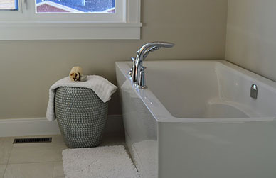 打造衛浴空間